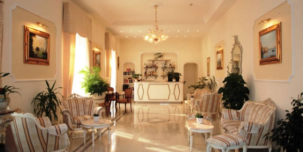 Hotel Villa Garden Sorrento Matrimonio